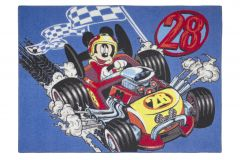 Teppich Mickey - Racer