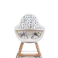 Evolu Kissen Jersey Leopard