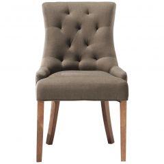 2er-Set Stühle Fancy - taupe