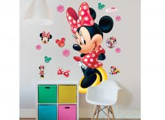 Wandsticker XL Minnie Maus