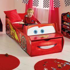 Autobett Cars für Kinder (70 x 140 cm)