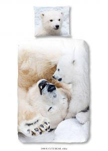 Bettbezug Süßer Bär 140x220