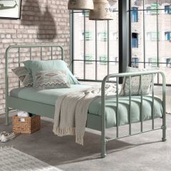 BRONXX BED MAT OLIVE GREEN 90x200CM