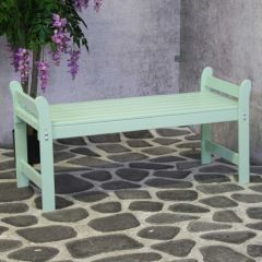 Grunn bench green, FSC 100%