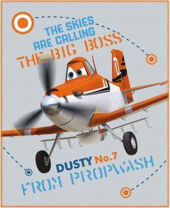 Kuscheldecke Planes Aircraft
