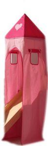 Turmzelt - rosa