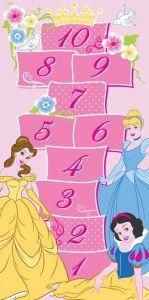 Teppich Disney Princess - Hopscotch
