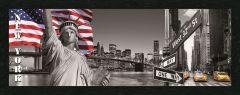 Leinwand New York 52x150cm