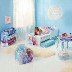 Kleinkinderbett mit Schubladen Frozen 2