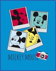 Kuscheldecke Micky Maus