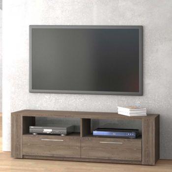 TV-Schrank Iris - braun
