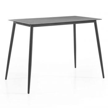 Stehtisch Luca 80x150 - grau