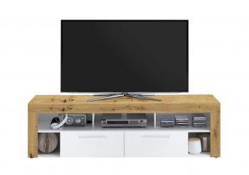TV-Schrank Vidi 180 cm - Eiche artisan