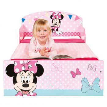 Kleinkindbett Minnie Maus