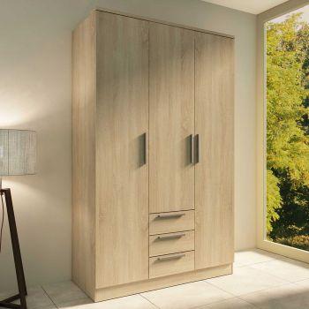 Wardr.3 doors+3 draw