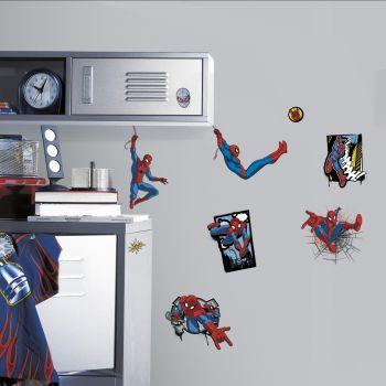 Wandaufkleber Wunder Spinne-Mann