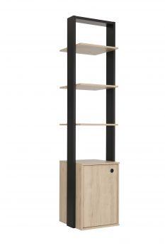 DUPLEX - Dressing ouvert L. 48 cm
