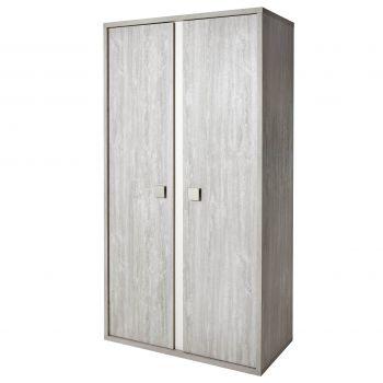 Kleiderschrank Clara - 2 Türen
