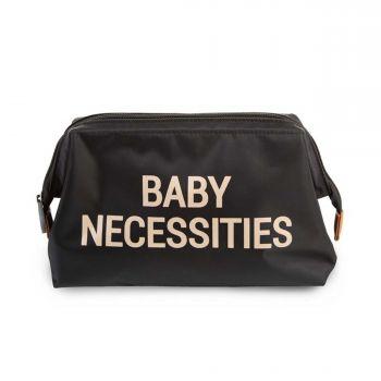 Baby Necessities Schwarz/Gold