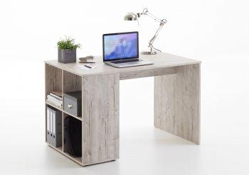 Schreibtisch Henry - graue Eiche