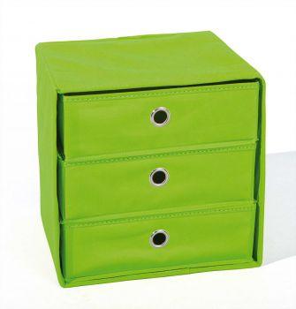 Schubladenbox Willy - grün