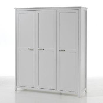 Kleiderschrank Stella 3 Türen