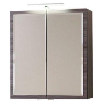 Spiegelschrank Phoenix 60cm - braun