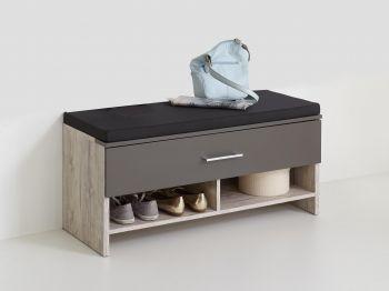 Schuhschrank/Sitz Nala