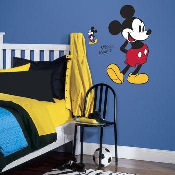 XL Wandaufkleber Disney Mickey Maus