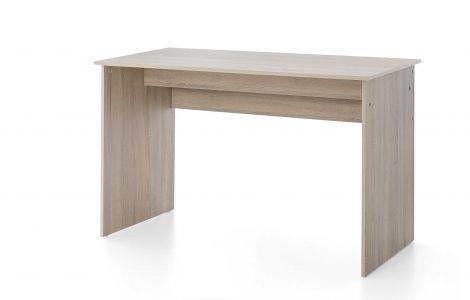 Serie Maxi-Office, Schreibtisch 125 x 60 cm - Sonoma Eiche Dekor