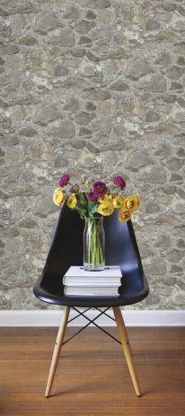 Selbstklebende Tapete Weathered Stone