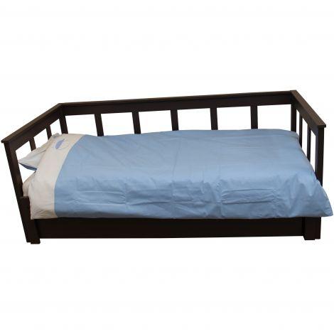 Bettbezug blau