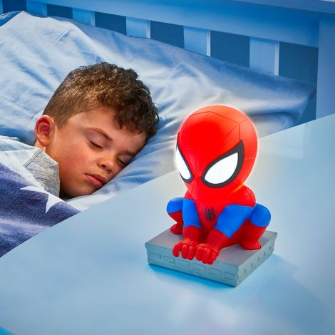 Nacht- und Taschenlampe Buddy Spider-Man