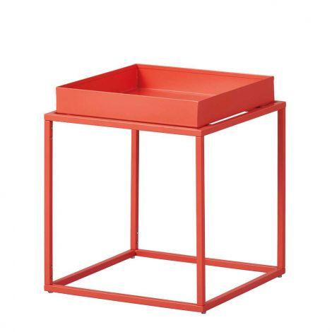 Beistelltisch Club - orange