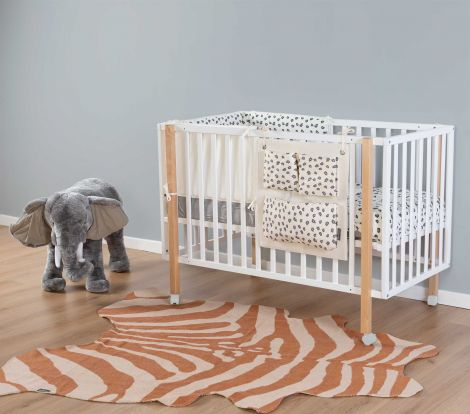 Zebra Teppiche Nude 145X160