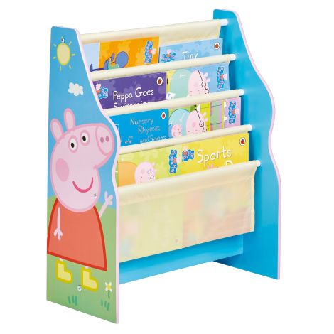 Bücherregal Peppa Wutz