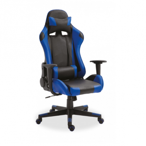 Gaming-Stuhl Maxime - blau/schwarz