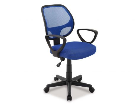 Bürostuhl Pipa - blau
