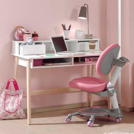 Schreibtisch mit Aufsatz Kiddy
