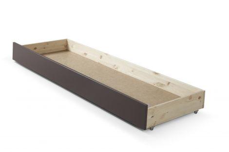 Bettlade für ausziehbares Kojenbett Julie - taupe