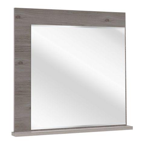 Spiegel für Kommode Raltas - Kastanie