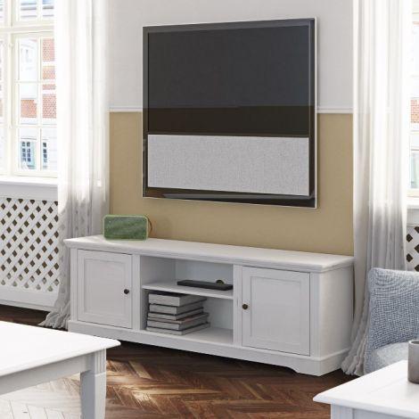 Fernsehschrank Verner 160cm - weiß