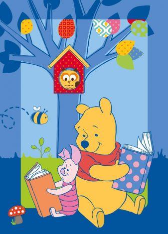 Teppich Winnie Pooh - Story