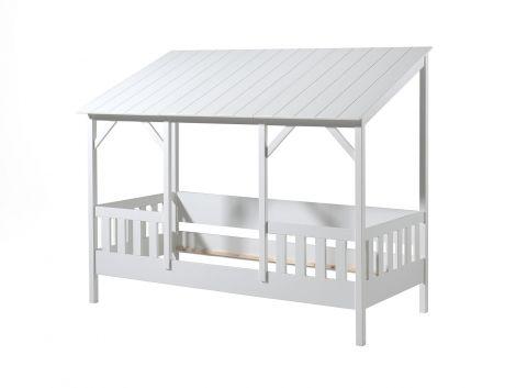 Homebed Malia 90x200 - weißes Dach