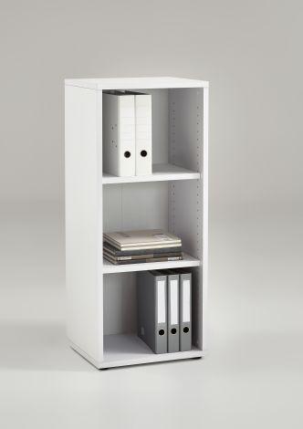 Bücherregal Gabi - 3 Fächer schmal