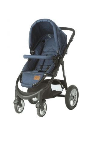 Kinderwagen Urban Blues - jeans blue