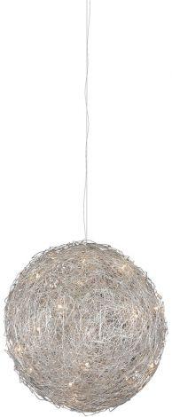 Hängelampe Wire Ball Ø40cm - 8x10w G4
