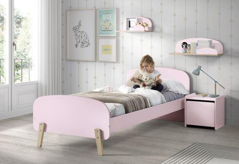 Kinderbett Kiddy - rosa