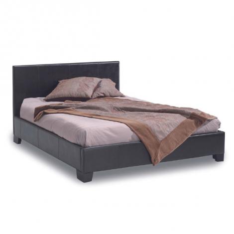 Doppelbett Miro 160x200 - braun