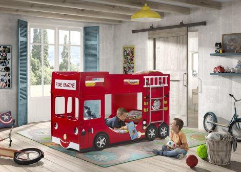 Feuerwehr Etagenbett